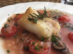 月替わりランチ魚料理画像