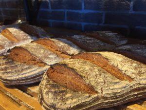 ドイツパン画像