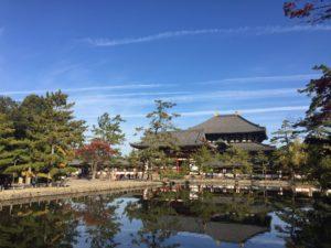 東大寺鏡池画像